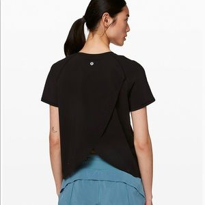 Lululemon Quick Pace Short Sleeves